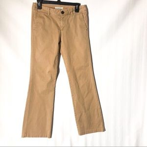 Banana republic Martin Fit Khaki Pants size 4